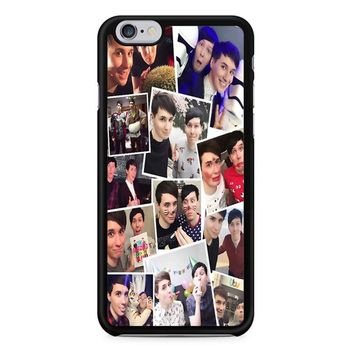 Dan And Phil Collage iPhone 6/6S Case