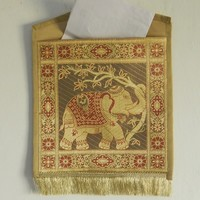 Letter Holder, Indian Wall Hanging, Mail Organizer