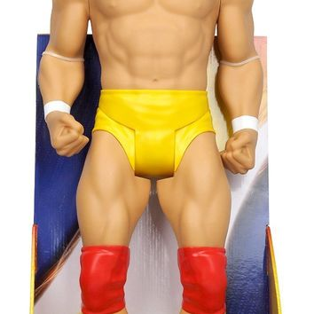 "WWE GIANT SIZE 31"" ACTION FIGURE HULK HOGAN"