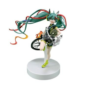 Hatsune Miku - 2016 Team UKYO Racing Version (Pre-order)
