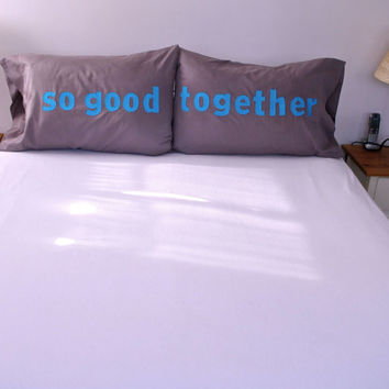 Shop His And Hers Pillow Cases On Wanelo