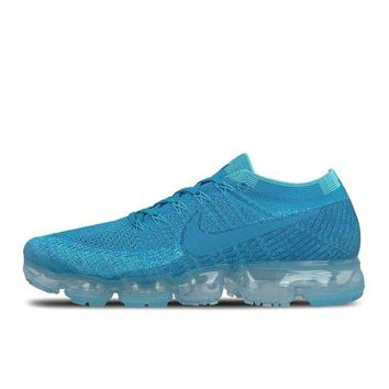 DCCK6H0 NIKE AIR VAPORMAX BLUE ORBIT 849558-402 US SIZE 12.5