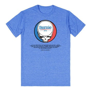 Bernie Sanders Steal Your Face Shirt - Bernie Sanders Deadhead Shirt - Feel The Bern