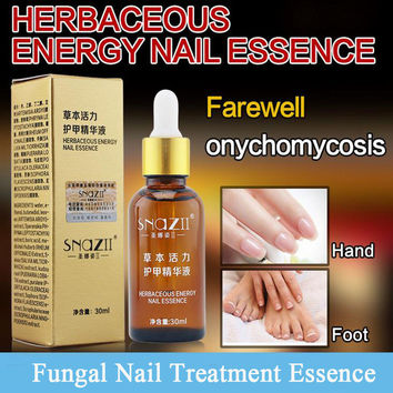 Fungal Nail Treatment Essence Nail and Foot Whitening Toe Nail Fungus Removal Feet Care Nail Gel