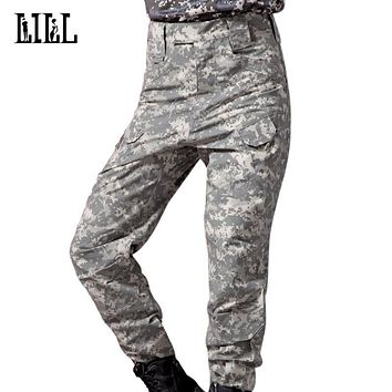 Military Tactical Pants Archon IX7 Men Fighting Camouflage Trousers Mens Army Style Cargo Pants Special Forces Pantalon,UA284