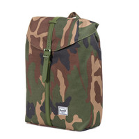 Herschel Supply Co.: Post Backpack (Weather Pack) - Woodland Camo