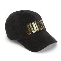 Velour Baseball Cap by Juicy Couture, O/S
