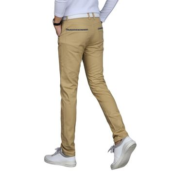 Men's Slim Straight Pants