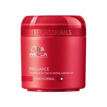 Wella - Brilliance Treatment for Fine to Normal Colored Hair 5.07 oz