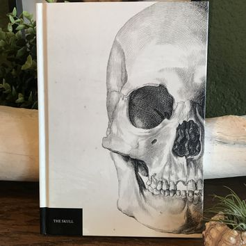 Natural History Museum Skull Notebook