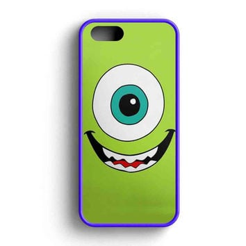 Mike Wazowski Monster Inc  iPhone 5 Case iPhone 5s Case iPhone 5c Case