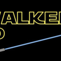 Star Wars campaign bumper sticker. 2016.