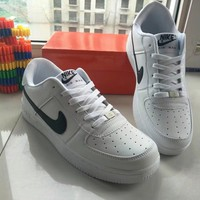 """Nike Air Force 1"" Unisex Sport Casual Classic Low Help Shoes Sneakers Couple Plate Shoes"
