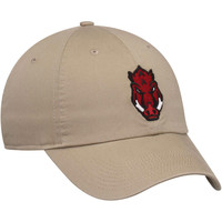 Arkansas Razorbacks Nike 3D Tailback Adjustable Performance Hat - Khaki
