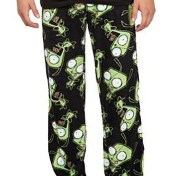Invader Zim Gir Plush Lounge Pants - 178373