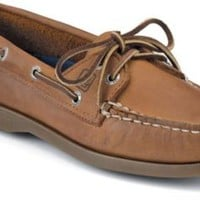 Sperry Top-Sider Authentic Original 2-Eye Boat Shoe SaharaLeather, Size 8M  Women's Shoes