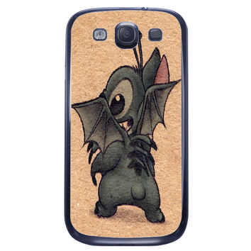 Stitch Toothless Samsung Galaxy S3 Case
