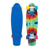 Penny Skateboards USA PENNY NICKEL COMPLETE TIE DYE - COMPLETES - Collections