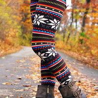 Nordic and Native Leggings - Restocked
