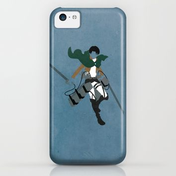 Levi iPhone & iPod Case by JHTY