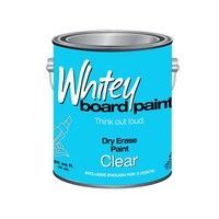 Writeyboard 25-Feet 1-Part Clear Dry Erase Paint (30001)