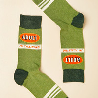 Calming of Age Men's Socks