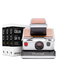 Polaroid SX-70 Original Camera + 3 packs of film