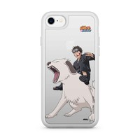 Naruto X Milkyway iPhone Case - Kiba