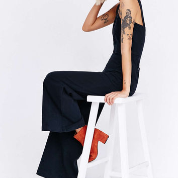 Rollas Sailor Flare Jumpsuit - Urban Outfitters