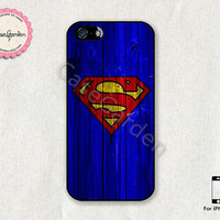 iPhone 5 Case, iPhone 5s Case, iPhone Case, iPhone Hard Case, iPhone 5 Cover, iPhone 5s Cover, Superman
