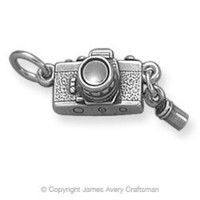 35MM Camera and Canister Charm from James Avery