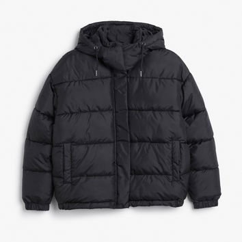 Monki | Fresh looks we love | Puff jacket
