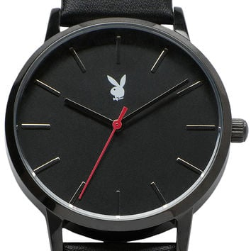 Women's Rabbit Head Leather Watch