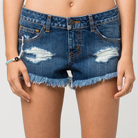 RVCA Hello Mellow Womens Denim Shorts | Shorts