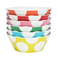 Kitchen | Big Spot Bowls | CathKidston
