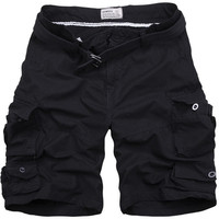 Mens Trendy Patterned Shorts