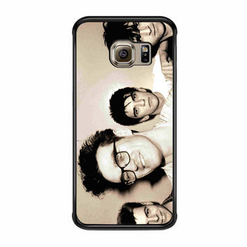 The Smiths Morrissey Samsung Galaxy S6 Edge Plus Case