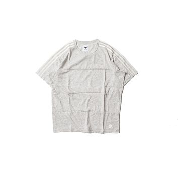 Wings + Horns x Adidas Tee - Off White