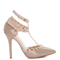 Unstoppable Pumps - Nude