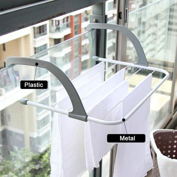 Multi-function Drying Folding Laundry Dryer Clothes Hanger Rack