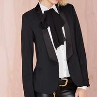 Nasty Gal Own It Blazer