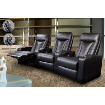 Home Theater Recliner by Coaster