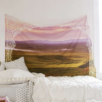 Plum & Bow Lara Arch Landscape Tapestry - Urban Outfitters