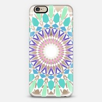 Pastel Ombre Mandala iPhone 6s case by Organic Saturation | Casetify