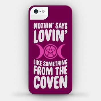 Nothin' Says Lovin' Like Something From The Coven