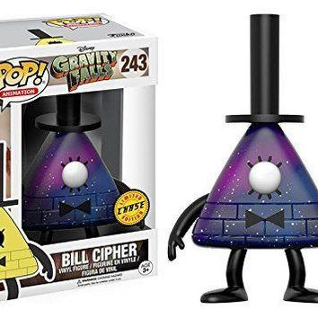 Funko Pop Disney Gravity Falls Bill Cipher 12376 Chase