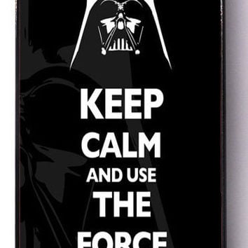 FREE SHIPPING Keep Calm and Use The Force iphone by ExpressoPrint