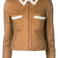 Chanel Vintage Long Sleeve Jacket - Farfetch