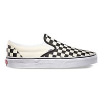 Checkerboard Slip-On | Shop Shoes At Vans