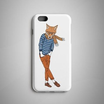 Fox Art iPhone 7 Plus Case iPhone 8 Case iPhone 7
